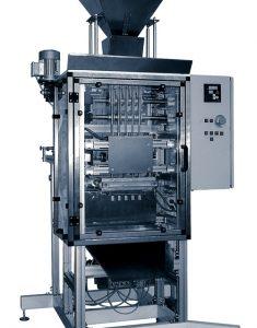 Пакетиращи машини за маломерни насипни продукти в стик пакет
