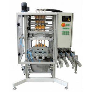 Пакетиращи машини за маломерни течни продукти в пакет стик