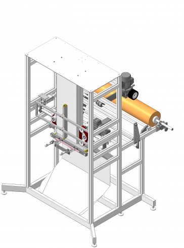 AP 01-FX - Packaging machine for bulk products from 1.5l to 20l