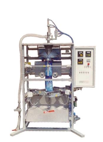 Aвтомат для фасовки сыпучих продуктов в тетраэдр пакет