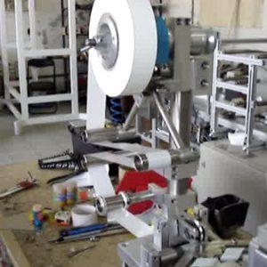 Пакетираща машина за клечки за зъби