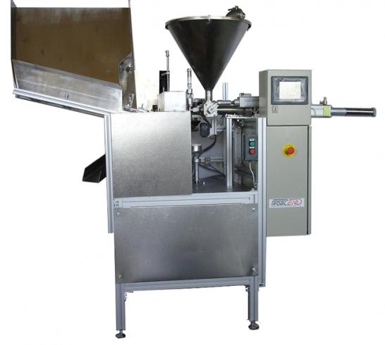 Тубопълначен автомат, Пакетиращи машини за течности