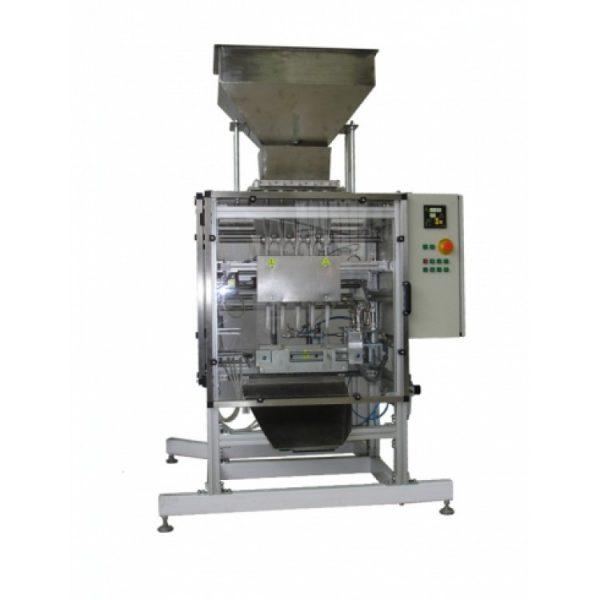 Пакетиращи машина за маломерни насипни продукти в пакет тетраедър