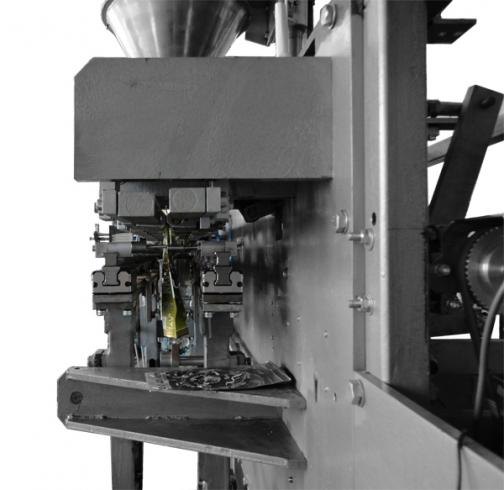 Дойпак пакетираща машина за прахообразни продукти