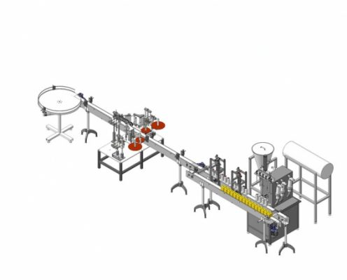 Manufacturer of packaging machines
